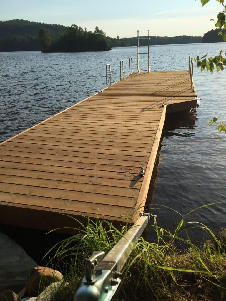 Petit Lac Magog