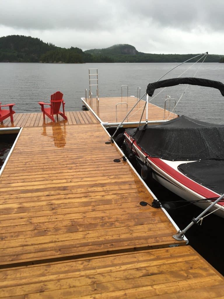 Lac Brompton